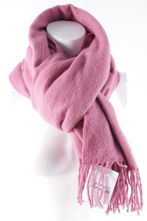 Marja Kurki Sciarpa di lana lilla stile classico