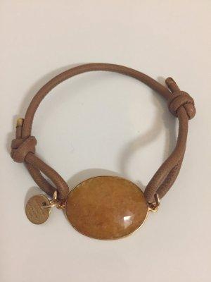 Marjana von Berlepsch Armband Bernstein-Farbe
