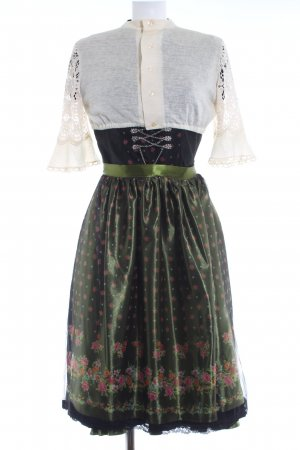 MarJo Dirndl Blumenmuster Country-Look