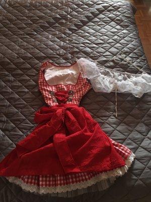 MarJo Drindl mit bluse