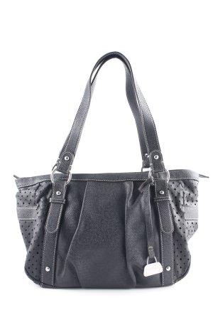 Mark Adam Carry Bag black brown casual look