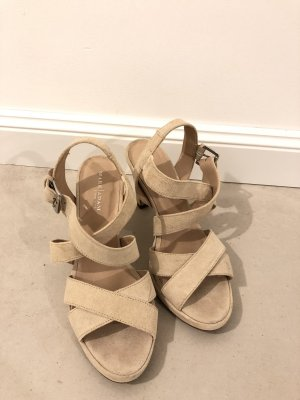 Mark Adam High Heel Sandal cream