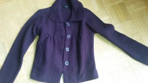 MARK ADAM WOLLJACKE lila violett GR.38 *TOP*