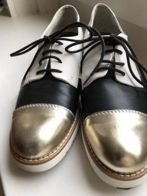 Tosca blu Chaussures à lacets multicolore