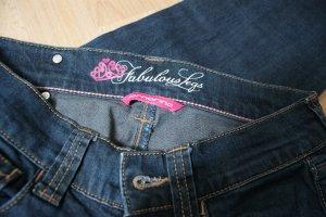 Marken - Jeanshose mädchenhaft