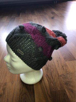 Vans Chapeau en tricot multicolore