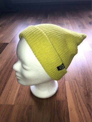 Burton Knitted Hat neon yellow