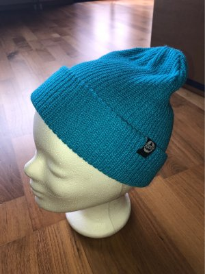 Burton Knitted Hat neon blue