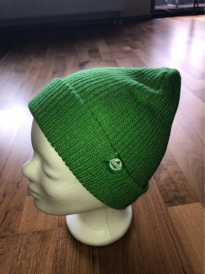 Burton Knitted Hat neon green