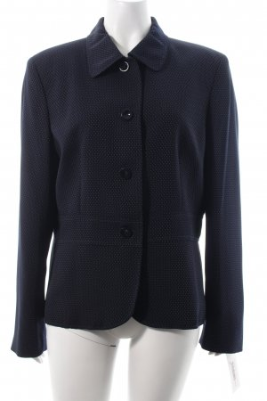 Marks and Spencer Blazer dunkelblau Nadelstreifen