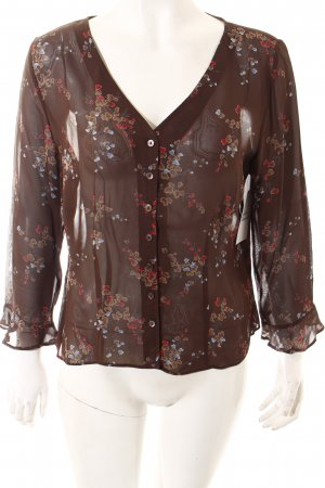 Marks and Spencer Bluse florales Muster Street-Fashion-Look