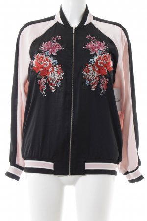Marks and Spencer Bomber Jacket multicolored college style