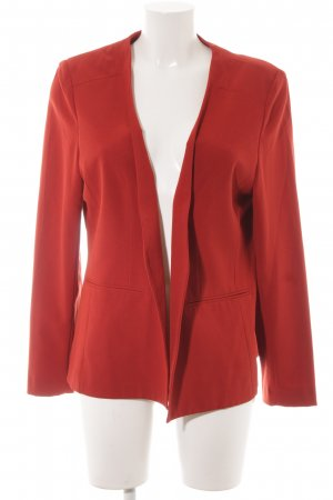 Marks and Spencer Kurz-Blazer mehrfarbig Business-Look