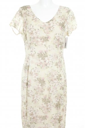 Marks and Spencer Midikleid florales Muster Casual-Look