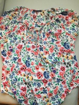 MARKS & SPENCER buntes, sommerliches Shirt, Bluse, Gr. 50, NEU und ungetragen