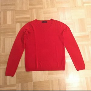 Marks & Spencer Damen Pullover, Rot, Grösse: 36, UK: 8