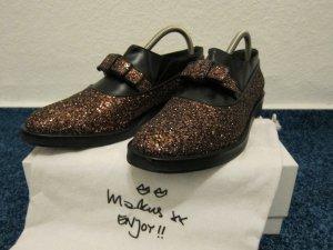 Markus Lupfer Designer Loafer mit Schleife