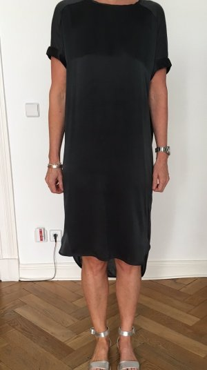 Marlene Birger Casual Kleid Gr. S Anthrazit