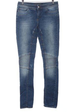 Marlene Birger Slim Jeans blau Casual-Look