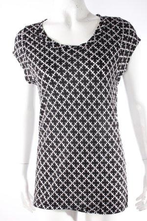 Marlene Birger T-Shirt gemustert