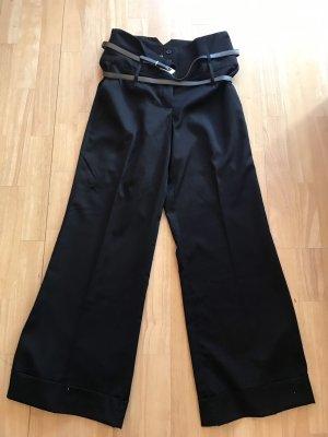 3 Suisses Pantalone a pieghe nero