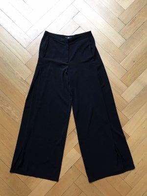 H&M Pantalone Marlene nero