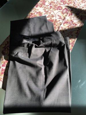 Windsor Pantalón anchos gris antracita