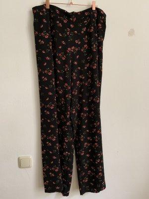 Glamorous Pantalón de cintura alta negro