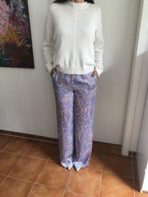 Hugo Boss Pantalone Marlene multicolore