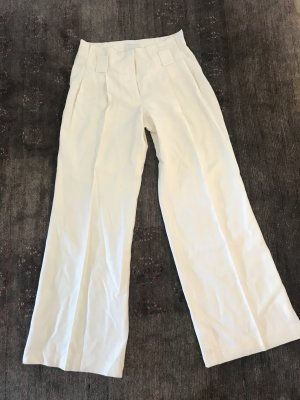 3.1 Phillip Lim Marlene Trousers natural white wool