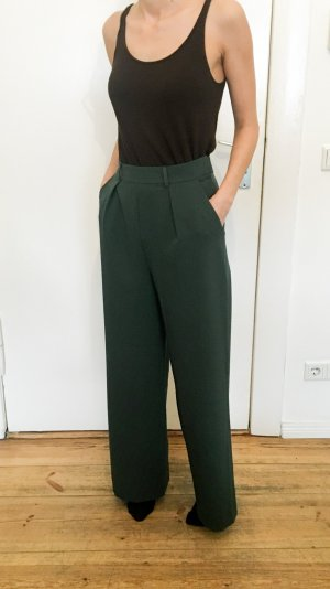 Asos Marlene Trousers forest green polyester