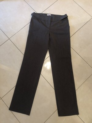 Orsay Marlene Trousers dark grey-grey brown polyester