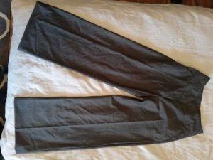 H&M Pantalone Marlene grigio scuro