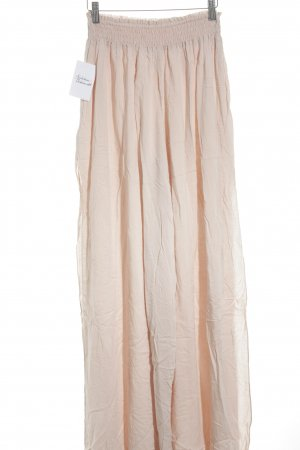 Marlene Trousers dusky pink beach look