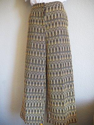 Concept Reserved Pantalone Marlene multicolore