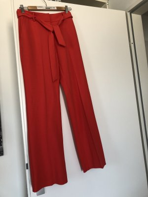 Comma Marlene Trousers raspberry-red