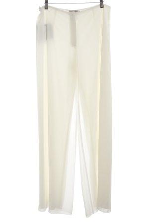 Pantalon Marlene crème-beige clair élégant