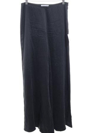 Marlene Trousers grey wet-look