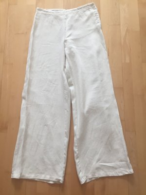 Marlene Trousers cream linen