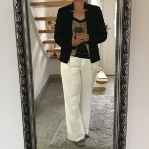 More & More Marlene Trousers white cotton