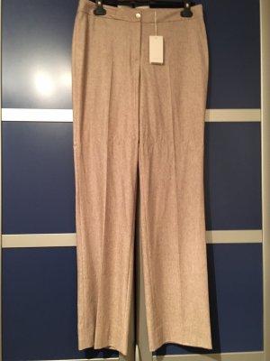 longhin Pantalón anchos beige