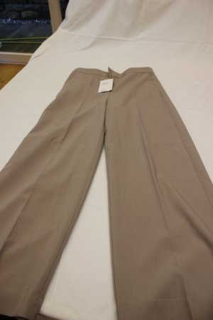 & other stories Marlene Dietrich broek beige Gemengd weefsel