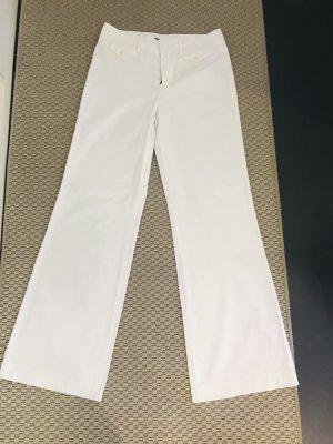 Ralph Lauren Pantalone Marlene bianco