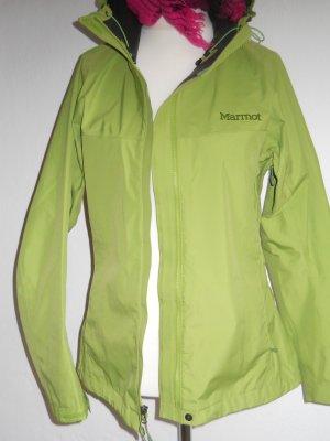 Marmot Paclite Shell Goretex Outdoor Jacke Lindgrün Gr. 40