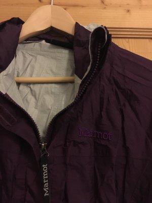 Marmot Raincoat brown violet