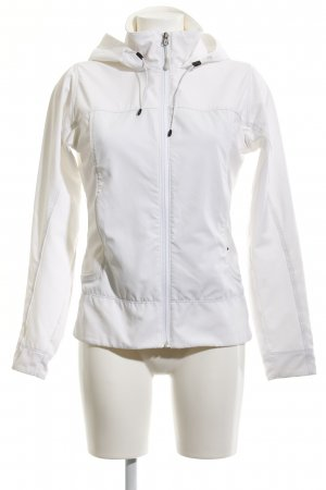 Marmot Raincoat white simple style