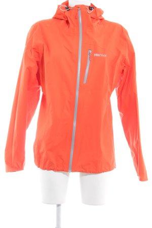 Marmot Windbreaker neon orange unisex article