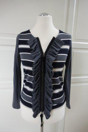 Marni at H&M Smanicato lavorato a maglia multicolore Lana merino