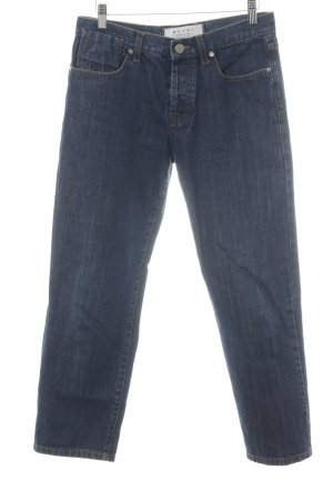 Marni Baggy Jeans blue casual look