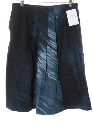 Marni Ballonrock abstraktes Muster Casual-Look